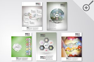 Brochure or flyer tamplates
