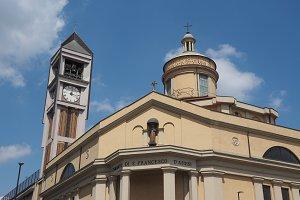 San Francesco Assisi church in Turin