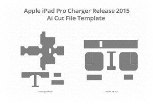 Apple iPad Pro Charger Vinyl Skin