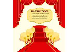 red award carpet