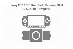 Sony PSP 1000 Handheld 2004 Release