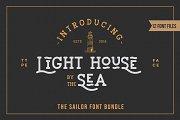 Sailor Font Bundle