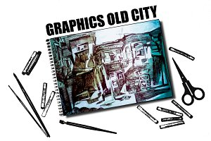 GRAPHICS OLD CITY