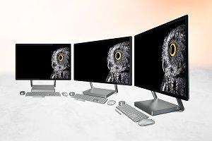 Surface Studio Mockup