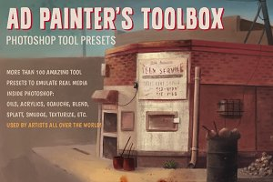 AD Painter's Toolbox (PS CS6+)