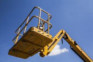 elevator crane