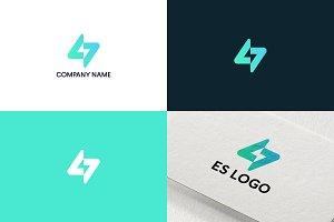 Letter S logo design | Free UPDATE