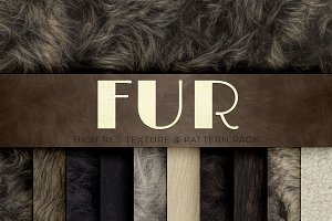 Fur Texture & Pattern Pack