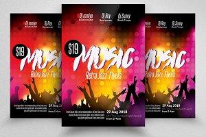 Music Concert Flyer / Poster