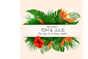 Wedding invitation desing