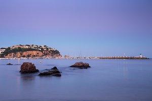 Sant Feliu de Guixols bay
