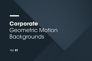 Corporate | Motion Backgrounds | V01