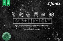 Sacred's fonts Bundle