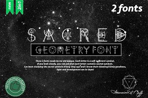 Sacred's fonts Bundle