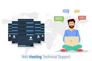 Web Hosting Technical Support