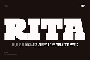 Rita - Intro Offer 69% off!