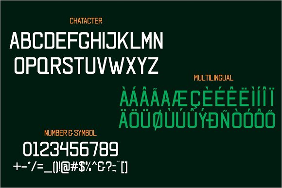 Laxero Font in Display Fonts - product preview 1