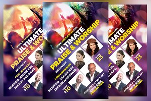 Ultimate Praise and Worship Church F