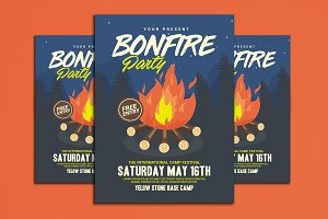Bonfire Event Party
