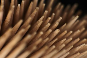 Toothpicks Stack Background