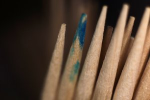 Toothpicks Row Background