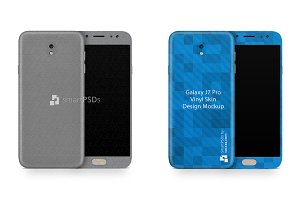 Samsung Galaxy J7 Pro Vinyl Skin