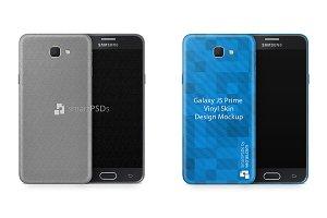 Samsung Galaxy J5 Prime Vinyl Skin