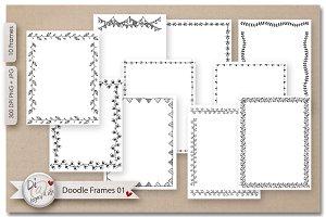 Doodle Frames | Page Creators