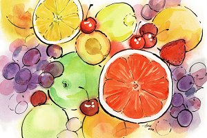 Fruits for home
