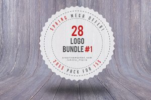 28 Logo Bundle #1