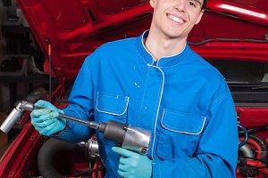 Mechanical smiling