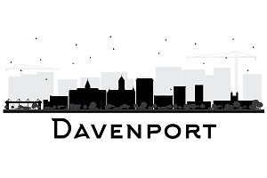 Davenport City skyline