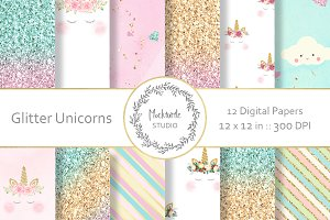 Unicorn digital paper