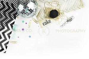 Styled Mockup. Styled Desktop Image