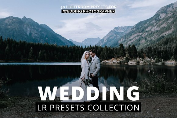 Wedding Lightroom Presets Collection