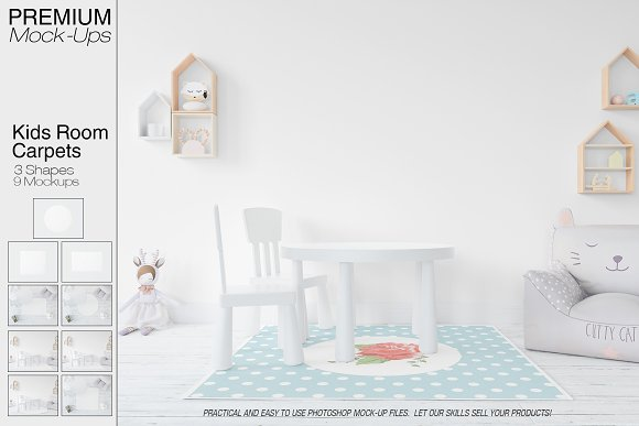 Carpets Kids Room Set