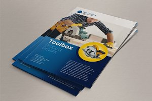 Toolbox - Product/Service Brochure