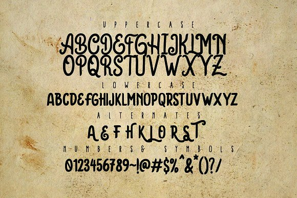 Belarus Tyepface in Display Fonts - product preview 3