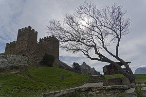 Citadel  in Genoese fortress.