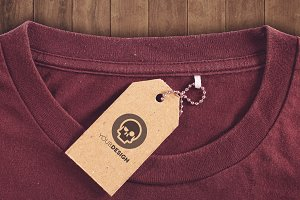 T-Shirt Mock-up #19