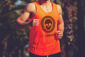 T-Shirt Mock-up #13