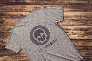 T-Shirt Mock-up #12