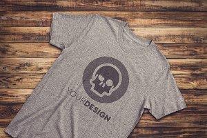 T-Shirt Mock-up #11