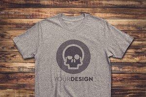 T-Shirt Mock-up #10