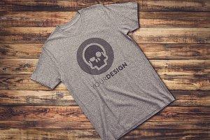 T-Shirt Mock-up #9