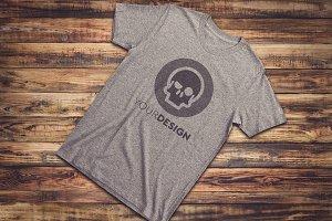 T-Shirt Mock-up #8