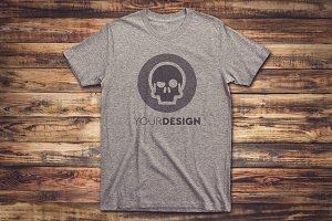 T-Shirt Mock-up #7