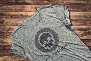 T-Shirt Mock-up #6