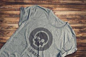 T-Shirt Mock-up #5