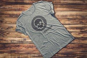 T-Shirt Mock-up #3